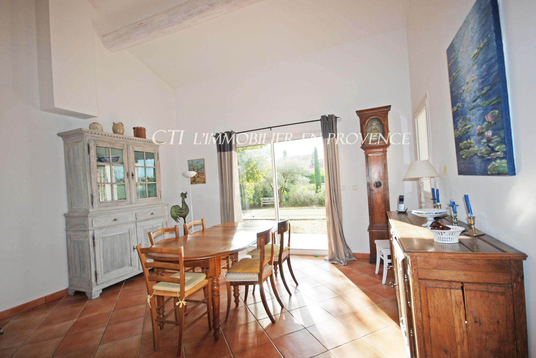 0 www.cti-provence.net, vente maison de plain pied (3 chambres), excellent confort, terrain piscine
