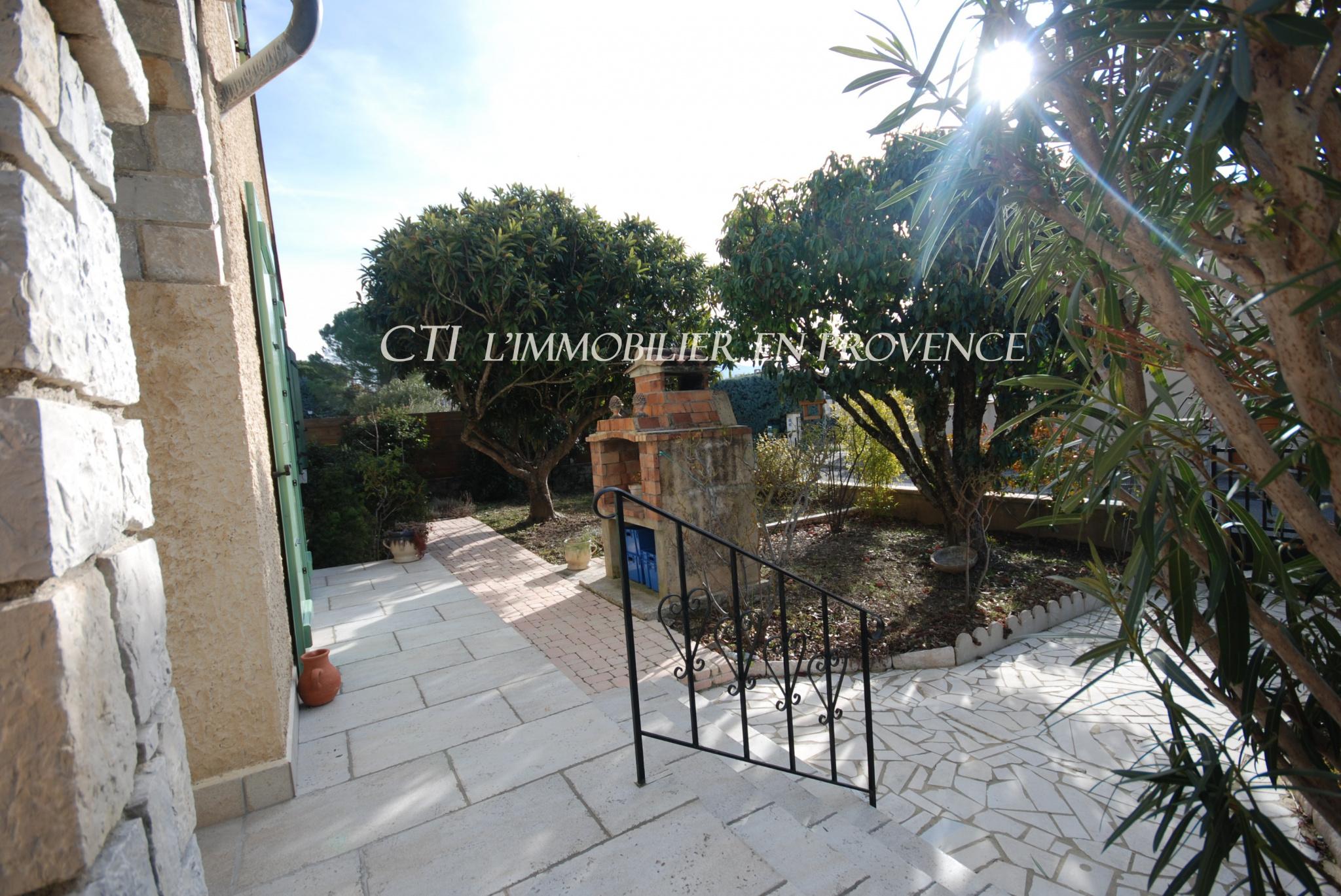 0  www.cti-provence.net MAISON VILLA PROCHE CENTRE VILLE VAISON LA ROMAINE CALME JARDIN  GARAGE