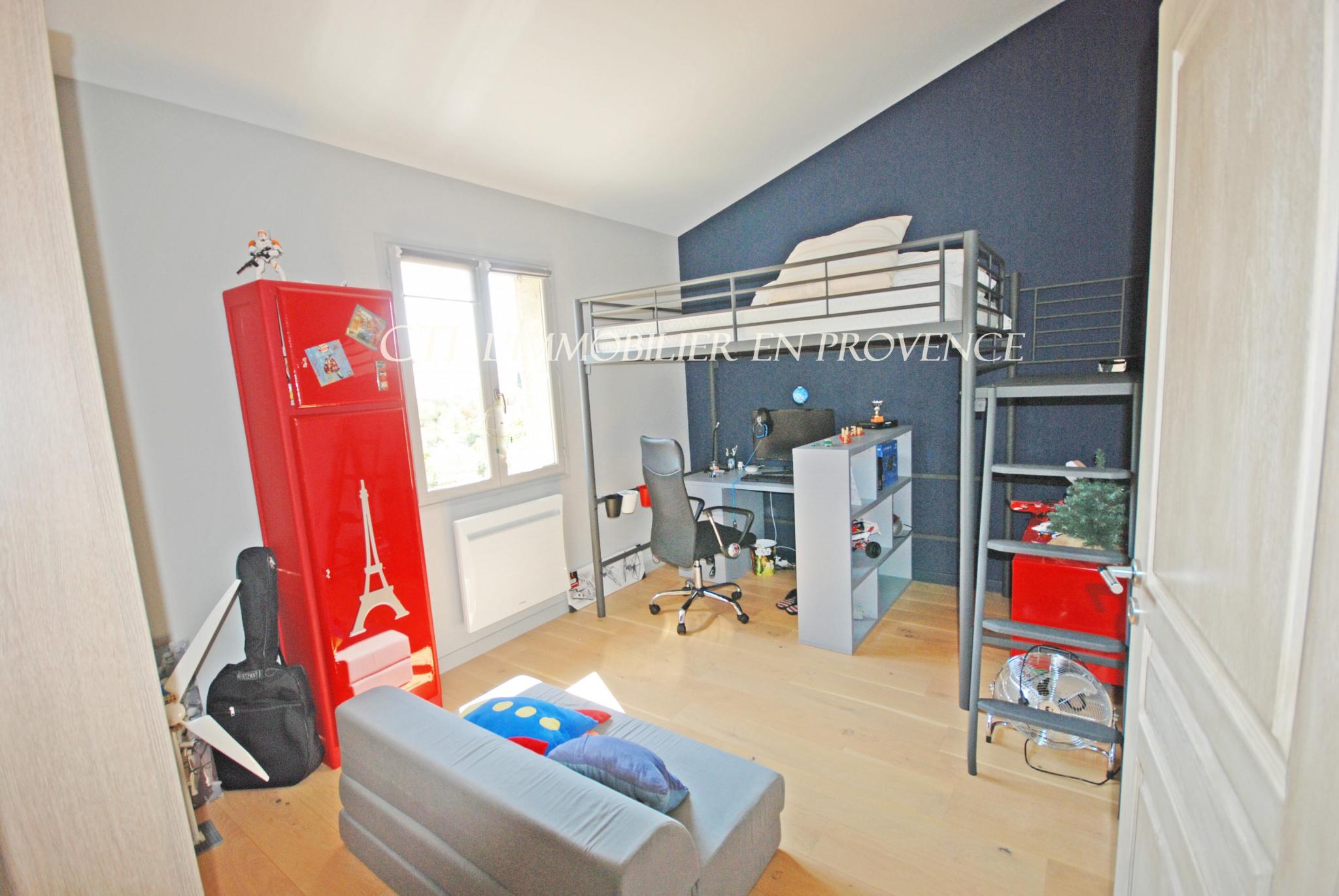 0 www.cti-provence.net Vente grande bastide en 2 habitations garage, grand terrain, 5 mn de vaison