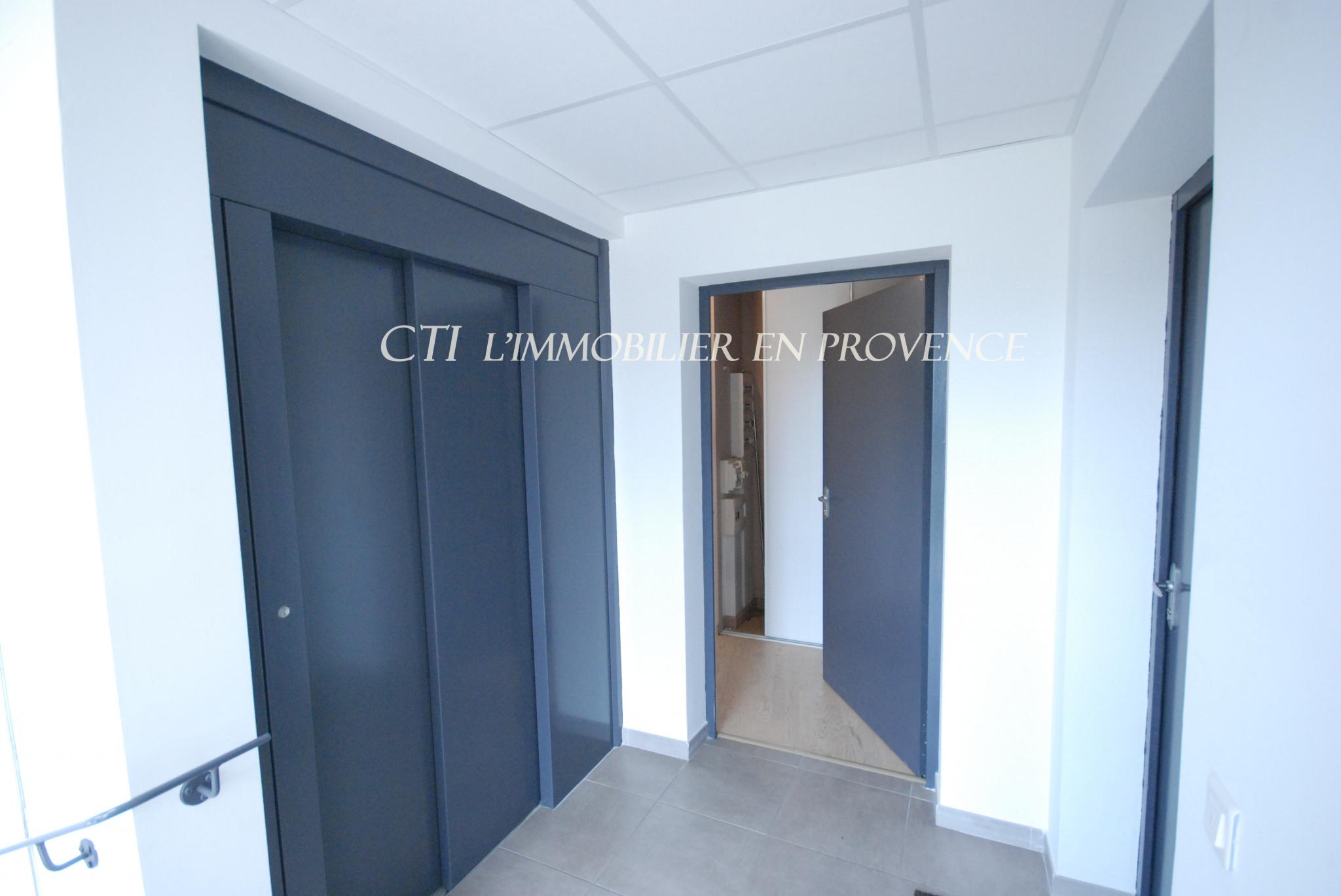 0 www.cti-provence.net APPARTEMENT T4 VAISON LA ROMAINE ASCENSEUR GARAGE VUE  MONT-VENTOUX