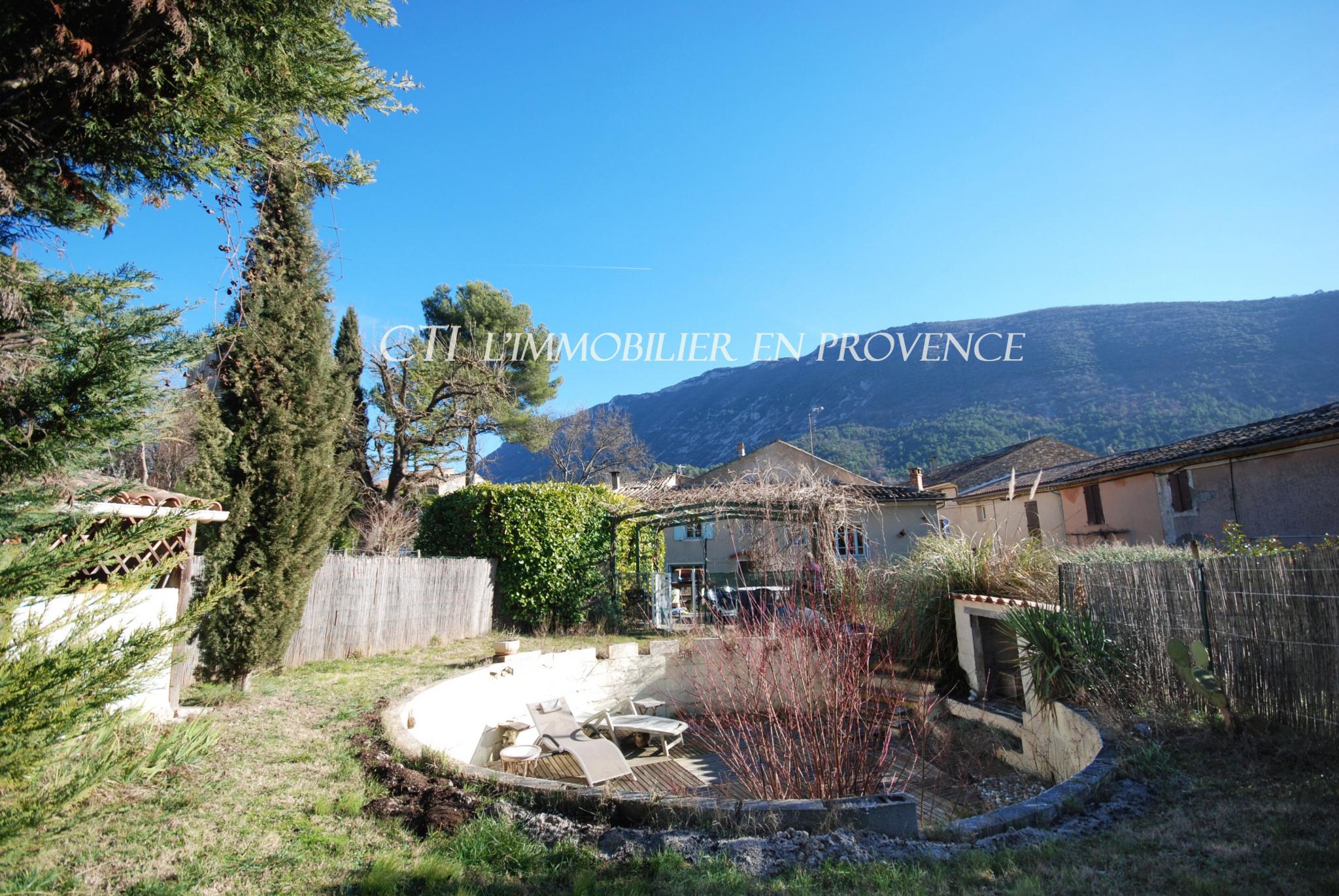 0 www.cti-provence.net, agérable  maison de village avec jardin piscinable,