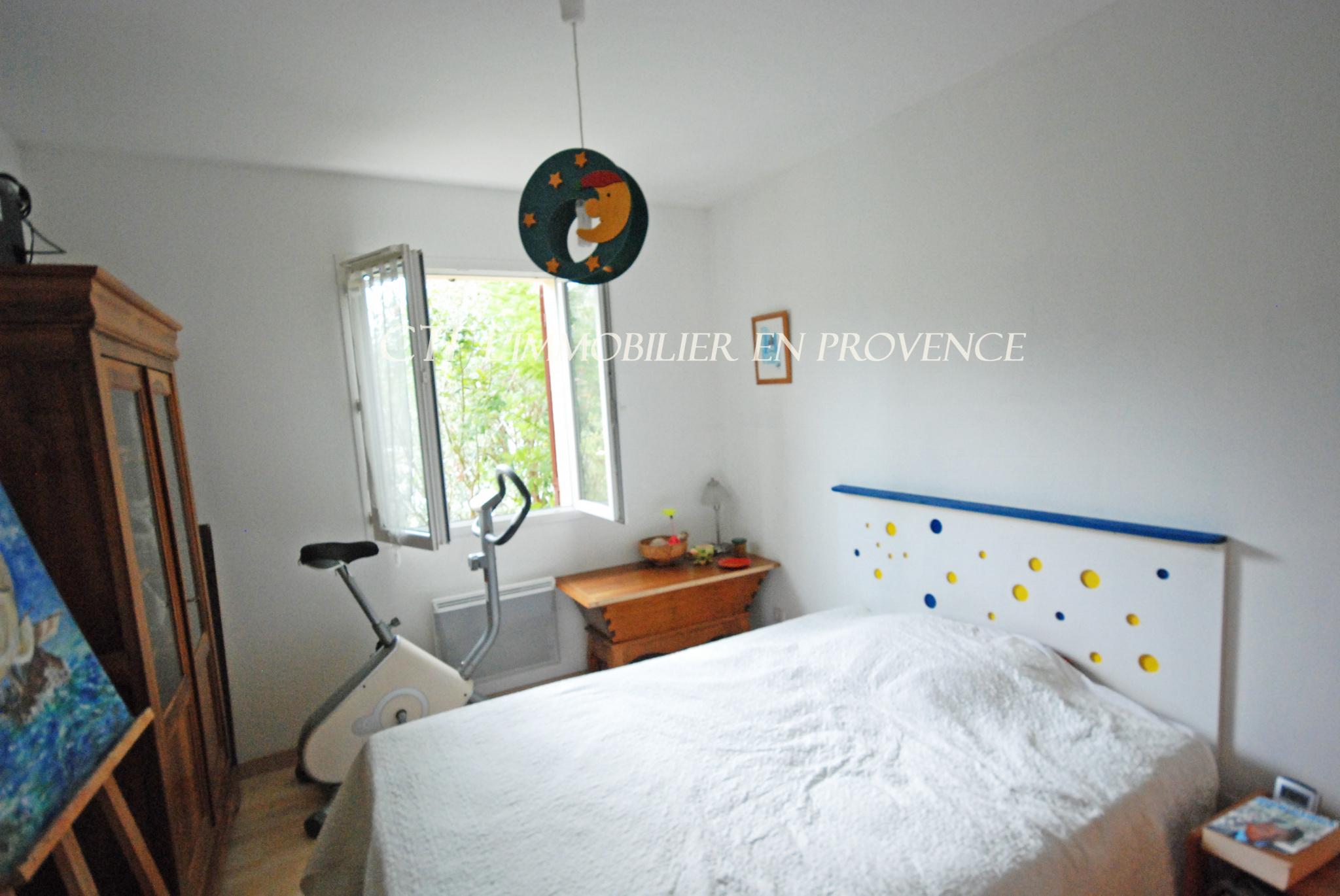 0 www.cti-provence.net A VENDRE PROCHE VAISON LA ROMAINE VILLA PLAIN PIED CONFORT 4 CHAMBRES JARDIN